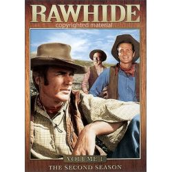 Rawhide: The Second Season - Volume 1 (DVD 1959) Pozostałe