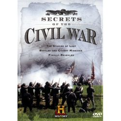Secrets Of The Civil War (DVD 2008)