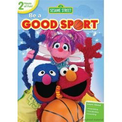 Sesame Street: Be A Good Sport (DVD) Pozostałe