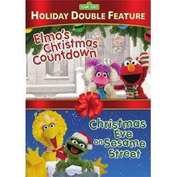 Sesame Street: Christmas Eve On Sesame Street / Elmo's Christmas Countdown (DVD)