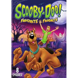 Scooby Doo: Favorite Frights (DVD)