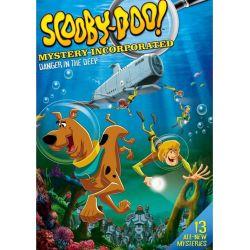 Scooby-Doo!: Mystery Incorporated: Season 2 - Part 1 (DVD) Pozostałe