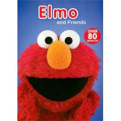 Sesame Street: Elmo And Friends (DVD) Pozostałe