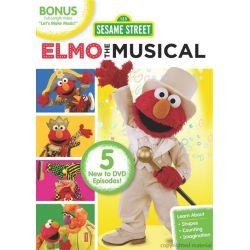 Sesame Street: Elmo The Musical (DVD) Pozostałe