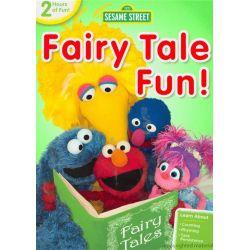 Sesame Street: Fairytale Fun (DVD) Pozostałe