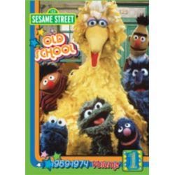 Sesame Street: Old School Volume 1 (1969-1974) (DVD 2020)