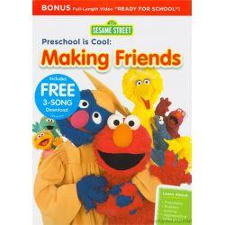 Sesame Street: Preschool Is Cool! - Making Friends (DVD) Pozostałe