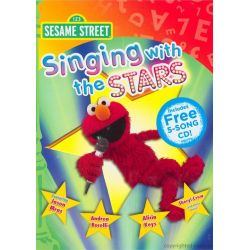 Sesame Street: Singing With The Stars (DVD) Pozostałe