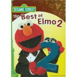 Sesame Street: The Best Of Elmo 2 (DVD 2010)