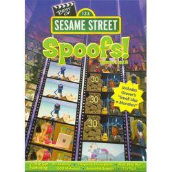 Sesame Street: The Best Of Sesame Spoofs Vol. 1 & Vol. 2 (DVD)