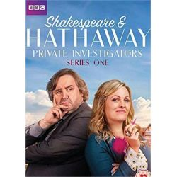 Shakespeare & Hathaway - Season One (DVD 2018) Zagraniczne