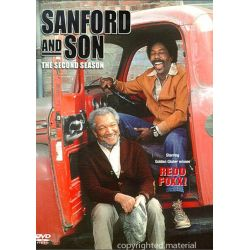 Sanford And Son: The Complete Second Season (DVD 1973)