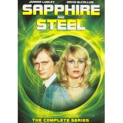 Sapphire And Steel: The Complete Series (DVD 1979) Pozostałe