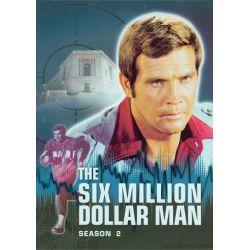 Six Million Dollar Man, The: Season 2 (DVD 1974)