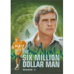 Six Million Dollar Man, The: Season 3 (DVD 1975)