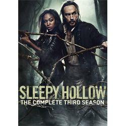Sl--py Hollow: Season 3 (DVD 2016) Pozostałe