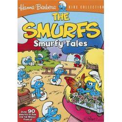 Smurfs, The: Smurfy Tales (DVD) Pozostałe