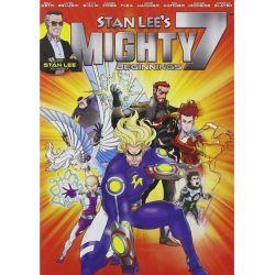 Stan Lee's Mighty 7: Beginnings (DVD 2014) Pozostałe