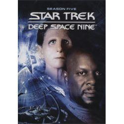 Star Trek: Deep Space Nine - Season 5 (DVD 1996)