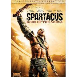 Spartacus: Gods Of The Arena (DVD 2011) Pozostałe