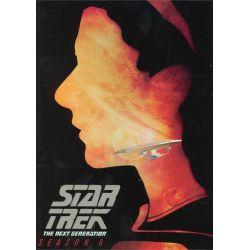 Star Trek: The Next Generation - Season 6 (Repackage) (DVD 1992) Pozostałe
