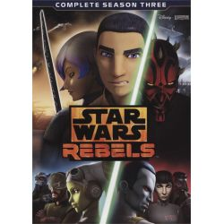 Star Wars Rebels: The Complete Third Season (DVD 2016) Pozostałe