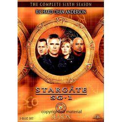 Stargate SG-1: The Complete Sixth Season (DVD 2002) Pozostałe