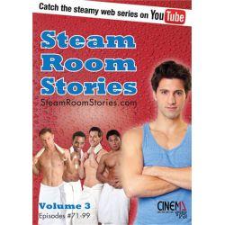 Steam Room Stories Volume 3 (DVD 2015)