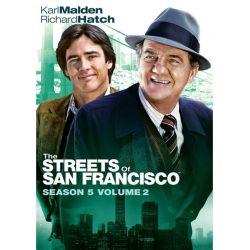 Streets Of San Francisco, The: Season 5 - Volume 2 (DVD 1977) Pozostałe