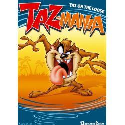 Taz-Mania: Taz On The Loose - Season One Part One (DVD)