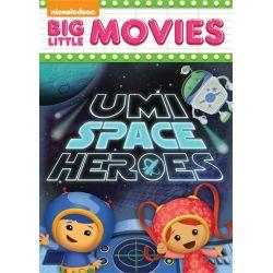 Team Umizoomi: Umi Space Heroes (DVD) Pozostałe