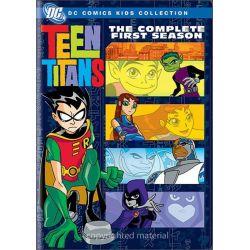 Teen Titans: The Complete First Season (DVD 2003) Pozostałe