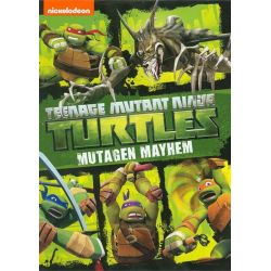 Teenage Mutant Ninja Turtles: Mutagen Mayhem (DVD 2013) Zagraniczne