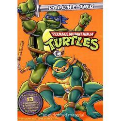 Teenage Mutant Ninja Turtles: Season 2 (DVD 1991) Zagraniczne