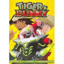 Tiger & Bunny: Set One (DVD 2011) Pozostałe
