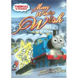 Thomas & Friends: Merry Winter Wish (DVD 2010)