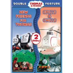 Thomas & Friends: New Friends For Thomas / Spills & Chills (DVD)