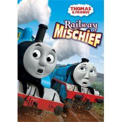 Thomas & Friends: Railway Mischief (DVD 2013)