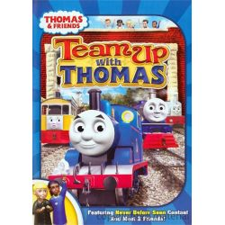 Thomas & Friends: Team Up With Thomas (DVD 2009)