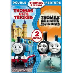 Thomas & Friends: Thomas Gets Tricked / Thomas' Halloween Adventures (DVD)