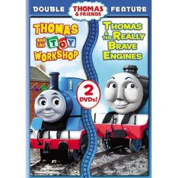 Thomas & Friends: Thomas And The Toy Workshop / Thomas & The Really Brave Engines (DVD) Pozostałe