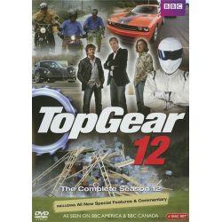 Top Gear 12: The Complete Season 12 (DVD)