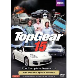 Top Gear 15: The Complete Season 15 (DVD 2010)