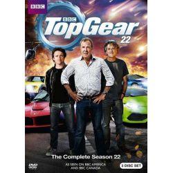 Top Gear 22: The Complete Season 22 (DVD)