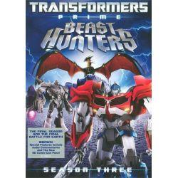 Transformers Prime: Complete Season Three (DVD)