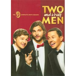 Two And A Half Men: The Complete Ninth Season (DVD 2011) Zagraniczne