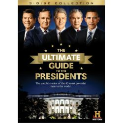Ultimate Guide To the Presidents, The (DVD 2012) Pozostałe