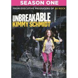 Unbreakable Kimmy Schmidt: Season One (DVD 2015) Pozostałe