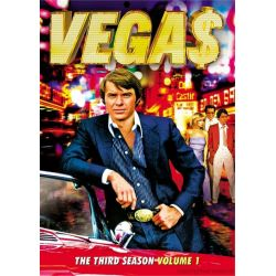Vega$: The Third Season - Volume 1 (DVD 1980) Pozostałe