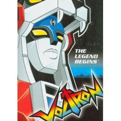 Voltron: The Legend Begins (DVD)